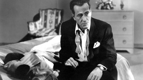 """Image from the movie """"In a Lonely Place"""""""