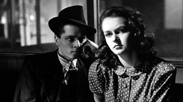 """Image from the movie """"Brighton Rock"""""""