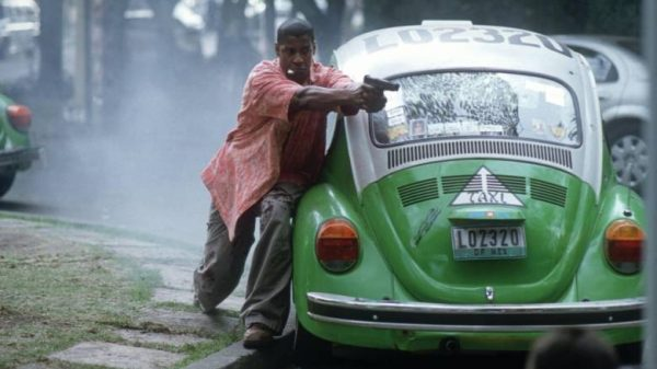 """Image from the movie """"Man on Fire"""""""