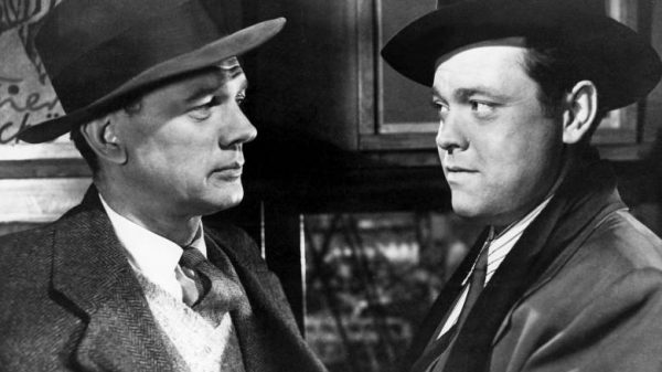 """Image from the movie """"The Third Man"""""""
