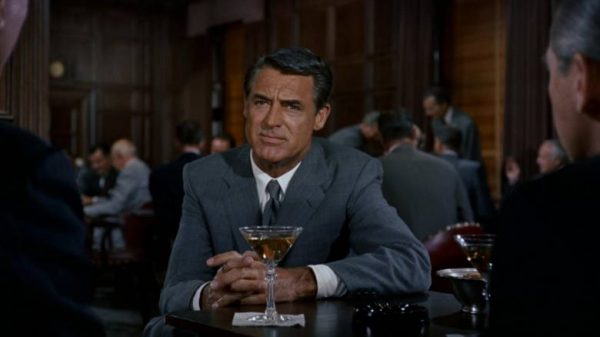 """Image from the movie """"North by Northwest"""""""